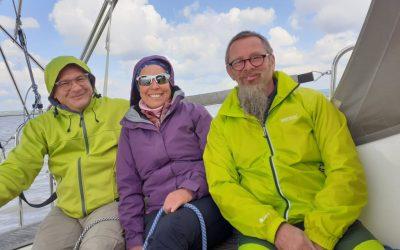 OSYC-Ansegeln: Die Sailing-Stars vom Neusiedler See