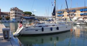 Praktischer Segeltrimm in der italienischen Adria 🗓